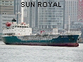 SUN ROYAL IMO9264702