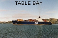 TABLE BAY IMO7510901