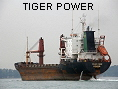 TIGER POWER IMO8602749