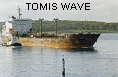 TOMIS WAVE IMO9037056