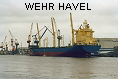WEHR HAVEL IMO9252981