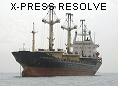 X-PRESS RESOLVE IMO8126812